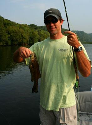 Holston River Smallmouth Bass, Harry Macintosh