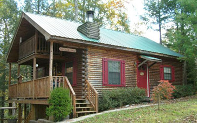 Cabin in Townsend, Tennessee