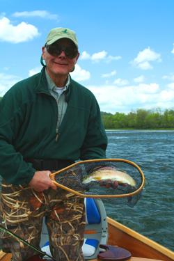 Holston River rainbow trout