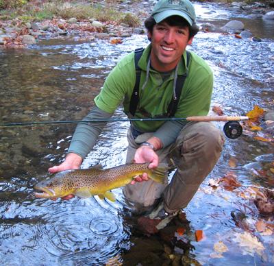 Big Little River Brown Trout