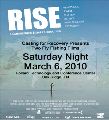 Rise / CFR Fundraiser
