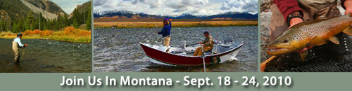 Join us in Montana