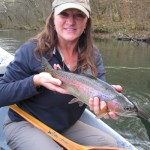 Clinch River Continues to Fish Well (From a Boat)
