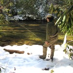 Advice from the Guides Video Blog – Winter Fly Fishing on Abrams Creek
