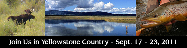 Join Us in Yellowstone Country