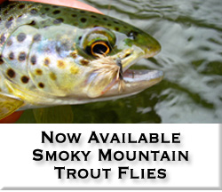 Smoky Mountain Trout Flies Now Available