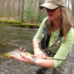 A Few Days of Camping and Fly Fishing in Cataloochee Valley