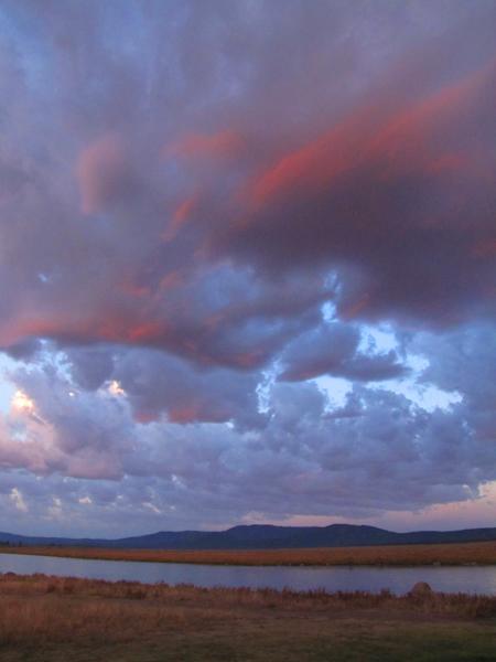 Henrys Fork Red Sky