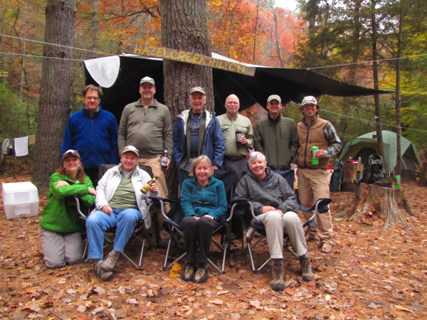 Hazel Creek Crew Fall 2012