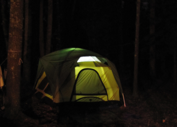 Hazel Creek Tent