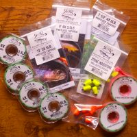 Leaders, Tippet, & Strike Indicators