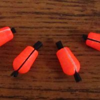Slotted Indicators Orange