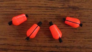 Slotted Indicators Orange