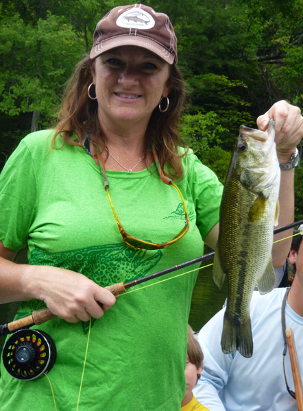 Charity & Largemouth Bass
