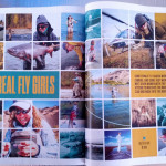 Women Fly Fishing Guides in Field and Stream