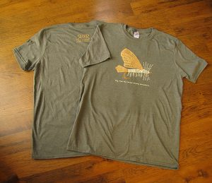 Smoky Mtn Dry Fly Shirt, Short Sleeve