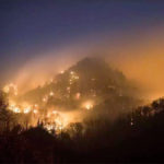 Wildfire in the Smokies