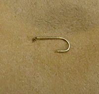 dry fly hook
